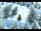 ♫ В лесу родилась елочка   Новогодние песни для детей (с субтитрами)