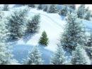 В лесу родилась елочка Новогодние песни для детей с субтитрами
