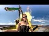 DMC4SE Trish vs Crazy GMD Dante (and a Trish Combo)