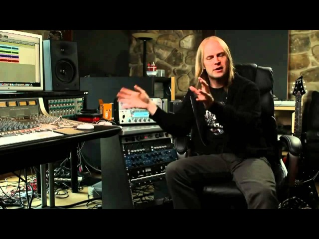 Kemper Profiling Amp - Artist talk with Andy Sneap (на Русском)