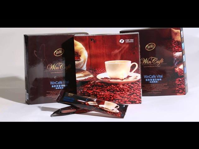 Кофе с коллагеном «Vital» (Winalite)