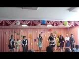 Зажигают мои мальчики и девочки)))мой выпускной танец
