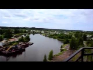 Сюжет о Вытегре. Юлия Тихомирова. 2015г.