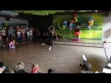 Финал WeDance Kids 2015 Solo 8-13 «Подросток» - Косенко Кристина (тренер - Щербинина Анастасия) (WeGym Кутузовский)