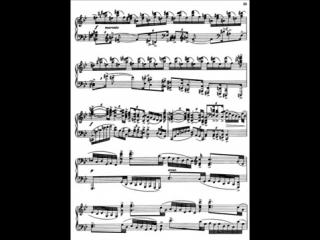 Rachmaninov Prelude  No.2 in B major