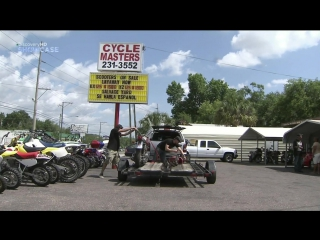 Discovery: Гоночный мотоцикл/Cafe Racer 3 сезон 2 серия