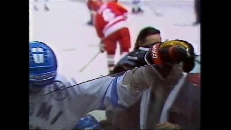 1989 - 17. Dec. - IZVESTIYA CUP 89 - USSR vs FIN