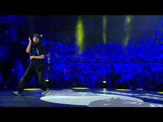 B-Boys Battle #1 Semifinal: Uzee Rock (Ukraine) vs. Robin (Ukraine)