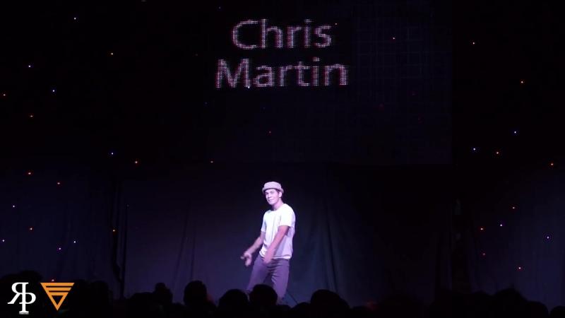 Chris Martin - Swaggout 4 Showcase Night » Freewka.com - Смотреть онлайн в хорощем качестве