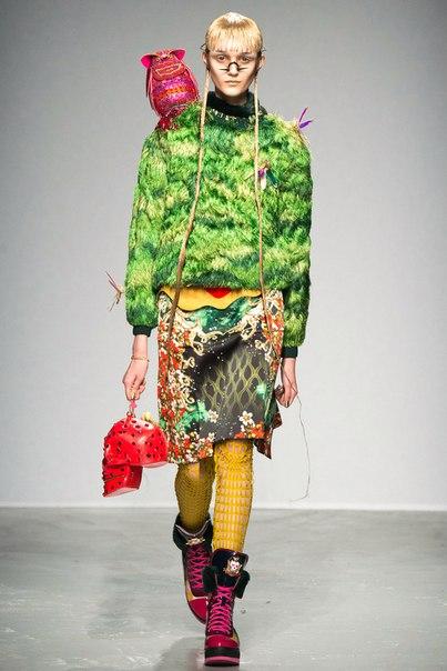 Manish Arora. Осень-Зима Fall 2015-2016. Ready-to-Wear. Неделя моды Париж…. (2 фото)