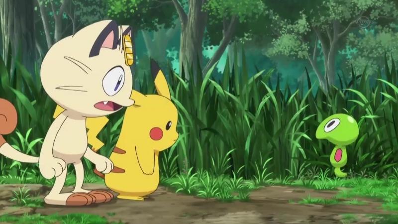 Pokemon XY (Pocket Monsters XY) - 97 [L1] \ Покемоны 19 сезон 5 серия (озвучка Rayvol)