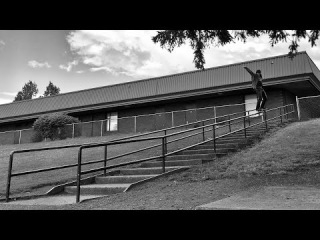 Dustin Brown in Dusted | TransWorld SKATEboarding