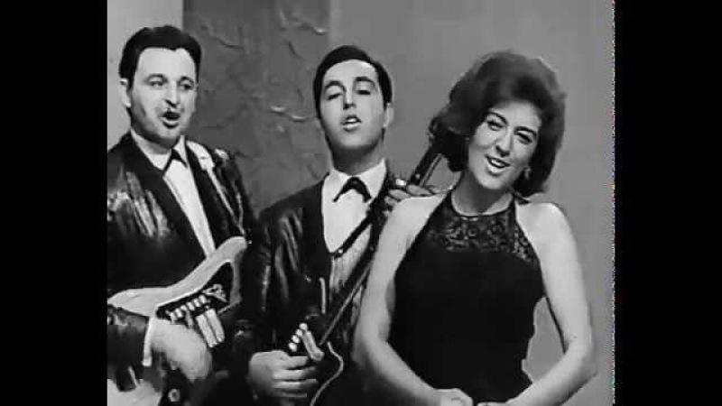 RADMILA KARAKLAJIĆ (Radmila Karaklajić) (Югославия) «Hej, Doviđenja» (1965)
