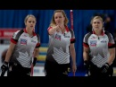 CURLING: CAN-RUS World Women's Chp 2016 - Bronze