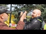 Спор российских и украинских журналистов на суде по делу Савченко