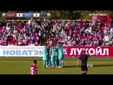 Спартак 2 4-1 Зенит / Spartak - Zenit -  2 Обзор голов матча Чемпионат России. Первый дивизион - Видео Dailymotion