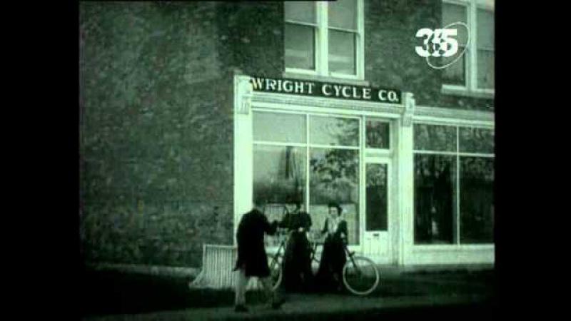 Мгновения XX века 1903 Первый полет братьев Райт