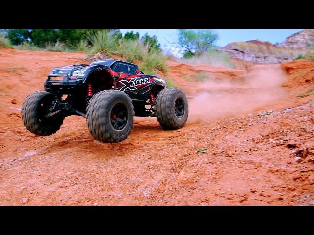Canyon Crusher | Traxxas X-Maxx