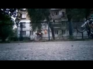 Stunt one bike | трюк на велосипеде
