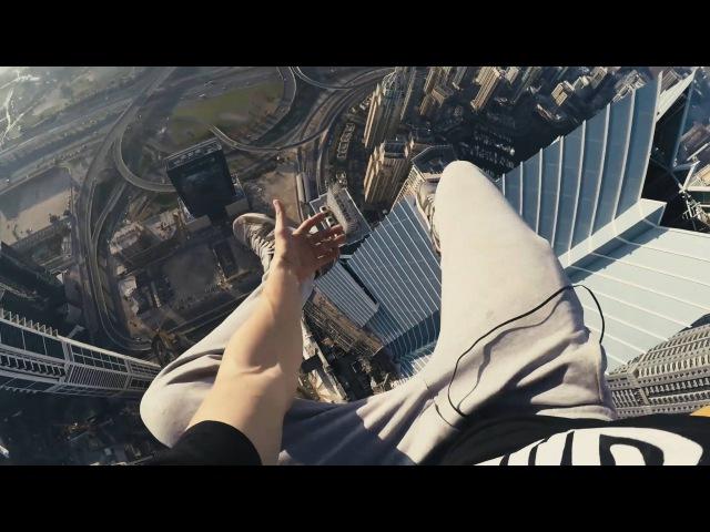 Mustang Wanted | Dubai | crane 452 meters