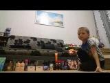 Когда ребенок остается наедине с камерой!!! Никита Киселев представляет