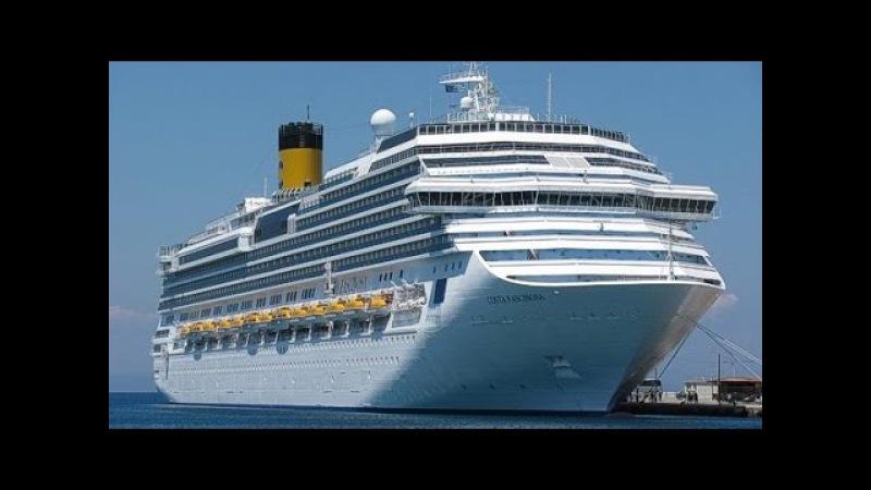 Обзор круизного лайнера Costa Fascinosa