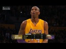 Последний матч великого Игрока Лос-Анджелес Лейкерс Коби Брайанта! Набрал 60 очков! Kobe Bryant 60 Points Highlights | Jazz vs
