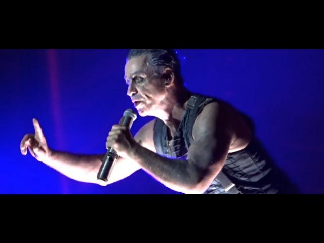 Rammstein - Moskau (Live Maxidrom, Moscow 2016 06 19) [multicam by DarkSun]