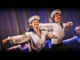 Кубанская казачья вольница - Матросский танец «Яблочко»