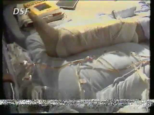 Didier Pironi - Hockenheim '82, crash and recovery