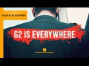 G2 is Everywhere