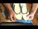 посылка из китая №57 женские тапочки для пляжа или бани