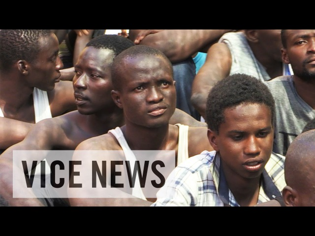 The Deadly Journey From Libyas Migrant Jails