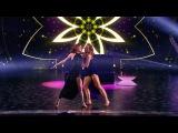 Танцы Юля Николаева и Софа (IOWA  Улыбайся) (сезон 2, серия 19)
