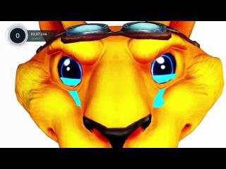 Trials Fusion DLC - Miley Cyrus Squirrel Parody / Squirrel Location