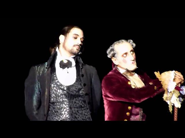 Rosenberg et Salieri, Amnéville 19 février 2011