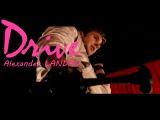 Drive. Carpenter Brut - Anarchy Road MV the road to unrealizable dreams...