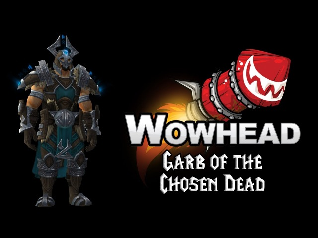 Garb of the Chosen Dead (Leather Armor)
