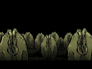 ALIEN COVENANT SHORT ANIMATED FILM