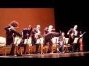 El Cuarteto PaGAGnini de España, alegra la vida con su arte el 8vo. Fest Internacional Chih
