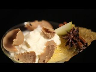 Dessert Autour Du Sirop D'érable par Christophe Michalak (DPDC)