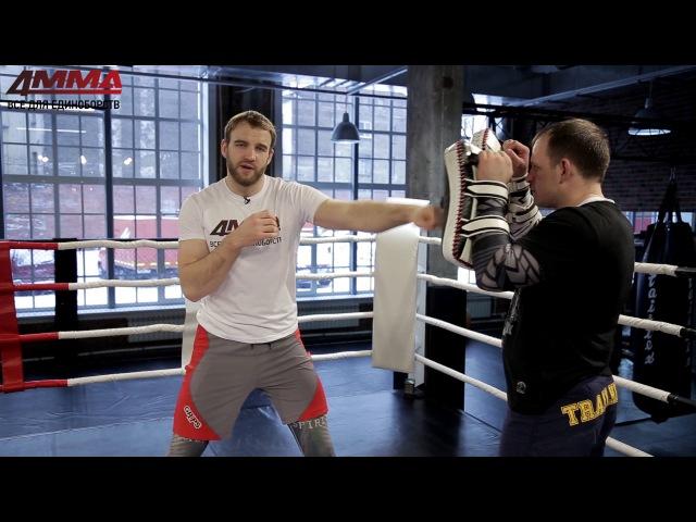 Хайкик: техника нокаутирующего удара от Дениса Гольцова