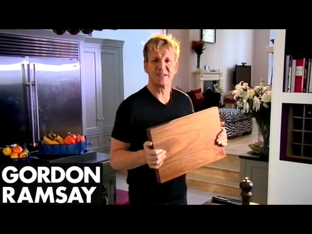Gordon Ramsays Kitchen Kit | What You Need To Be A Better Chef