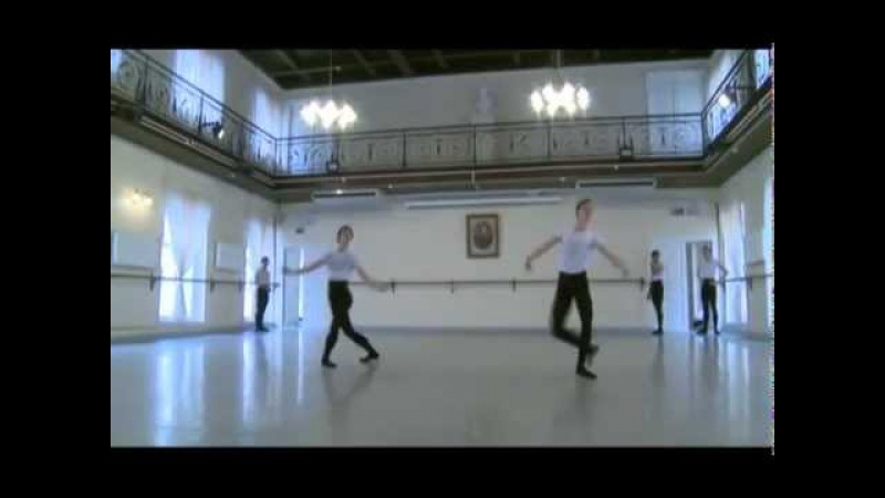 2012 Year SUPERWonderful class! Vaganova Ballet Academy, 7 - class exam 2012 Boy.4 part.