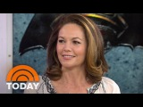 Diane Lane Talks Batman V Superman, Takes On Internet Rumors | TODAY