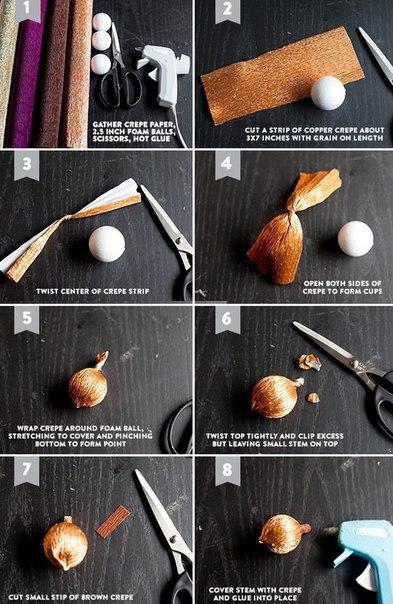 Как сделать большой орех