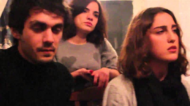 Vedreba / нереальный голос / cool voice / красиво поет - Salome Tetiashvili