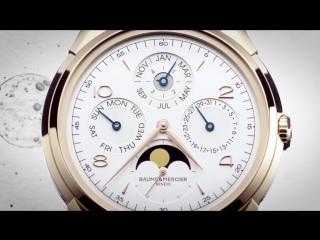 Baume Mercier - Clifton Perpetual Calendar (2016)