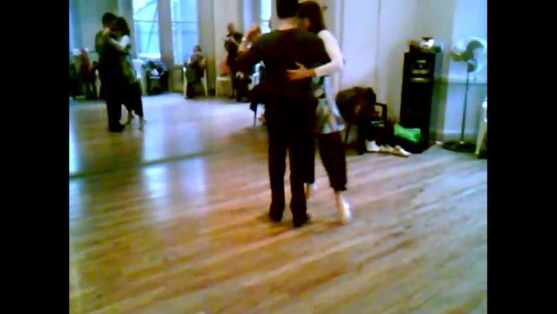 Milonga Con Traspie YouTube