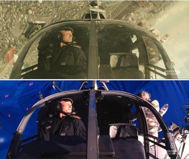 4rDNuG3mBIE - Как снимают фильмы: Кадры из «Джеймса Бонда»